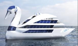 Яхты будущего глазами миллионера из России