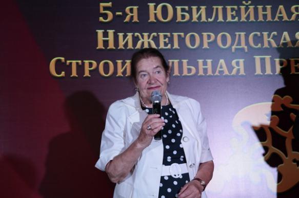 Нижегородцам вручили «Золотой ключ-2018»