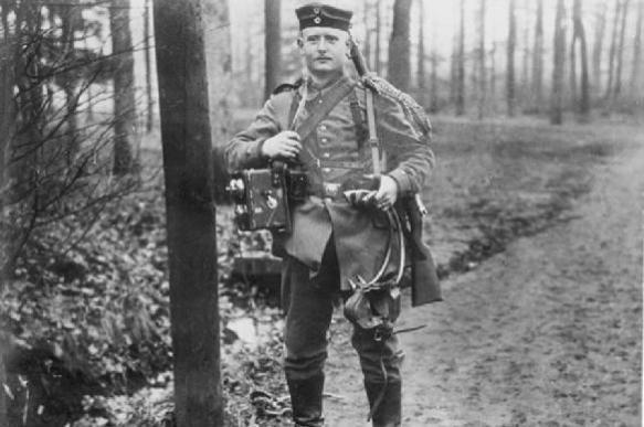 Письмо русского солдата проигнорировали на торжестве в Париже