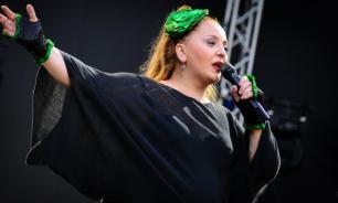 Грузинская певица удалила сообщение об отказе от выступлений в России