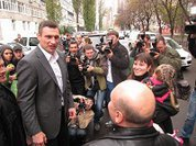 Помаранчевого Кличко отправили на смотрины