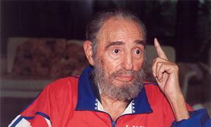 Фидель Кастро: Кубе не нужны подарки от США