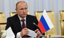 Работу Путина на посту президента страны поддерживают 55% россиян