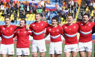 Российские регбисты разгромно проиграли Шотландии на Кубке мира