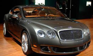 Bentley за 4,8 млн рублей пытается продать кемеровский ресторатор