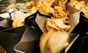 В Британии хотят маркировать еду информацией о тренировках для сжигания в ней калорий