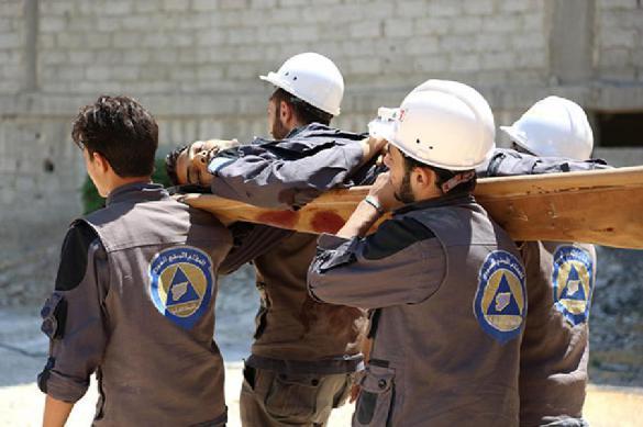 """Белые каски"" после Иордании уедут на Запад"