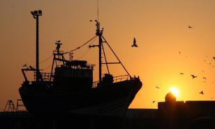 """Украина захватила российское рыболовецкое судно """"Норд"""""""
