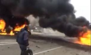 Турция запретила освещать крупный теракт в центре Стамбула