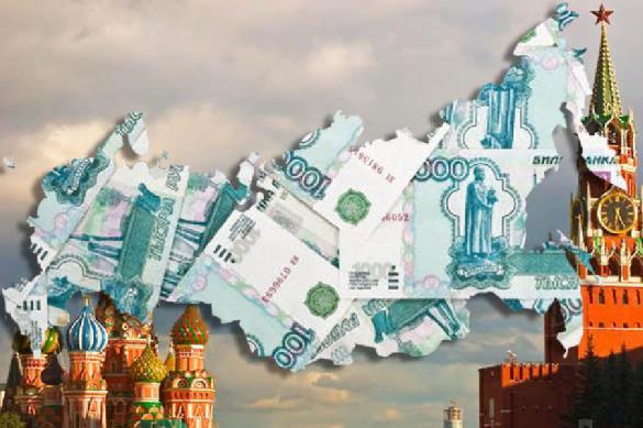 Запад: у России мощная экономика и беднеющий народ