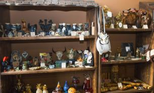 Магазин-музей ведьмы открылся в Москве