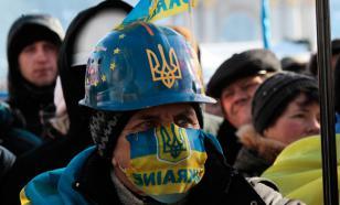 На рядового украинца влияет тот, у кого больше штыков - мнение