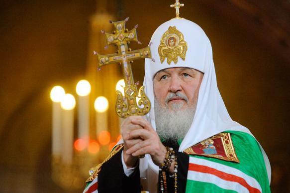 Патриарх Кирилл раскритиковал язык SMS и мессенджеров