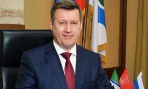 Локоть подал документы для участия в выборах мэра Новосибирска