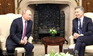 Путин: рост товарооборота между РФ и Аргентиной достиг 25%