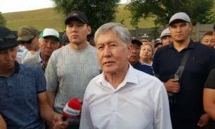 Экс-президент Киргизии Алмазбек Атамбаев сдался спецназу