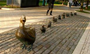 Памятники птицам. Птицы, которые всегда молчат