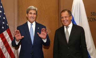 Сергей Лавров и Джон Керри в Нью-Йорке завершили консультации по сирийскому вопросу