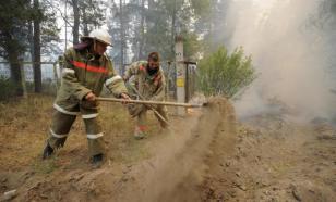 Губернатор Иркутской области забыл о людях в огне
