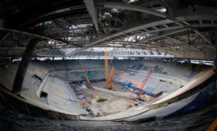 """Стоимость стадиона """"Зенита"""" может вырасти на 4 миллиарда рублей"""