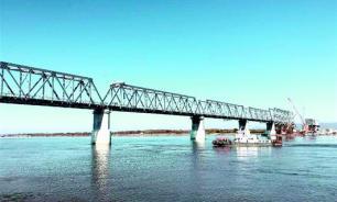 Мост через Амур соединит Россию и Китай