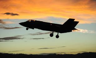 Россия и КНР могут попытаться завладеть упавшим в Японии истребителем F-35