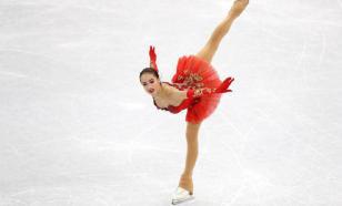 Алина Загитова выиграла чемпионат мира по фигурному катанию