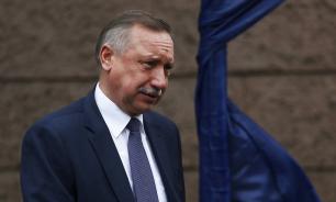 Губернатор Санкт-Петербурга взял отпуск после инаугурации