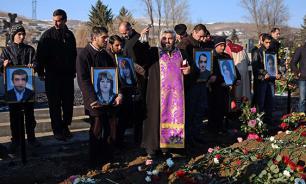 Дело обвиняемого в убийстве семьи в Гюмри военнослужащего РФ Пермякова передано в СК Армении