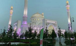В городе Шали в Чечне откроется мечеть имени Рамзана Кадырова