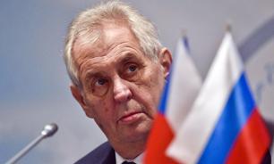 Немцова считает: Земан превращает Чехию в подчиненную Путину губернию