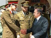 Алжир спасает Каддафи в целях самосохранения
