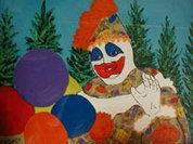 Посмертная выставка картин... серийного убийцы