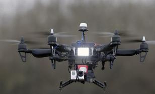 Для задержания воров краснодарские полицейские применили дрон