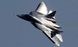 Пятое поколение истребителей РФ уже в небе