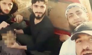 Как агенты ЦРУ обезглавили ребенка в Сирии и что сказал на это Трамп