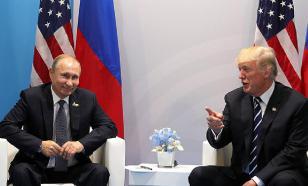 Трамп счел переговоры с Путиным легче визита в Британию