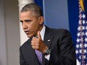 А ну-ка, Обама, махни битой!