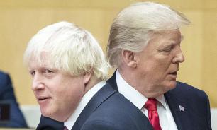 Трамп и Джонсон договорились заключить торговую сделку