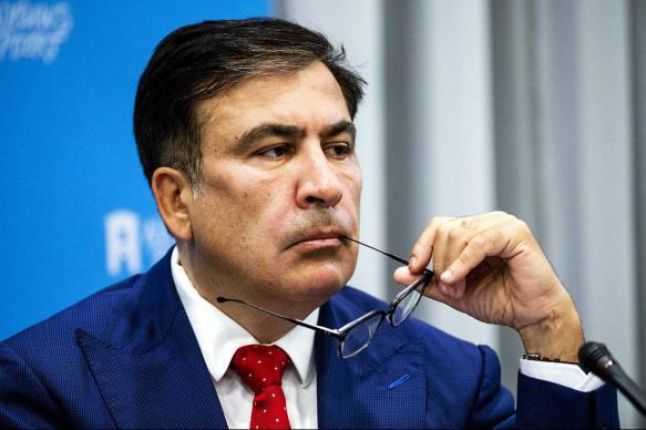 Саакашвили пообещал приехать в Грузию в ближайшее время