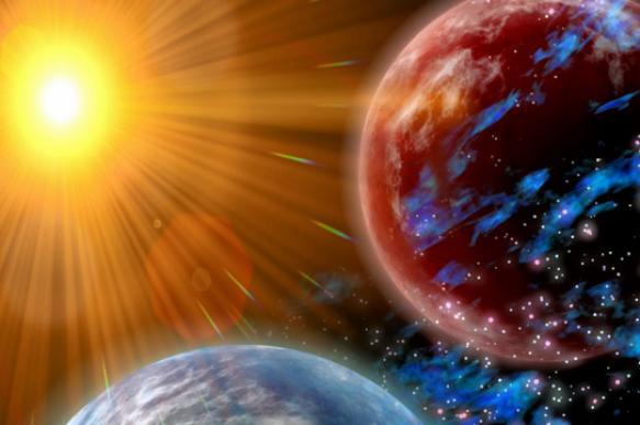 В космосе Новый год - 16 раз в сутки