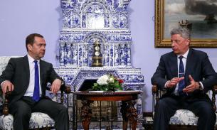 Медведев и Миллер обещали украинской оппозиции возобновить переговоры по газу