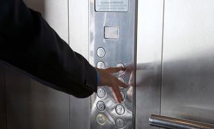 В Петербурге упал лифт с пенсионеркой
