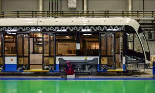 Новый трамвайный завод построят в Петергофе