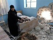 Сирийские мятежники: с крестом и в епитрахили