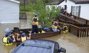 Эксперты предрекли США серию мощных потопов и наводнений