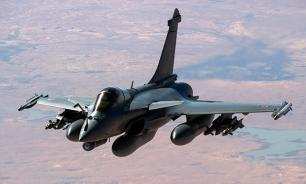 Франция приступает к военной операции в Сирии