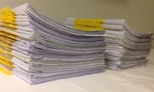 На мусорке в уральском городе нашли секретные документы МВД