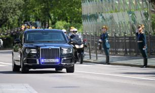 Заложивших муляж бомбы на маршруте Путина россиян оштрафовали