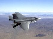 Истребитель F-35 США: горит, тонет и не летает